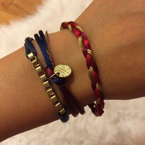 Melrose and Market bracelet 3pc set